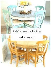 redo kitchen table painted kitchen table ideas best paint for chairs and fresh chalk on top