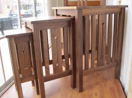 Nesting Tables Craftsman Mission Arts & Crafts Style Furniture