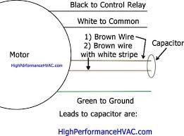Start Capacitor Wiring Wiring Diagrams