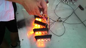 a4 led strobe light 4lightheads sync video mp4 youtube How To Wire Strobe Lights On Truck a4 led strobe light 4lightheads sync video mp4 Strobe Lights On Cars