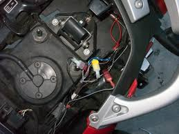 which wires go to the brake light bmw f800 riders forum i can t remember the what colors pertain to what but this is what i needed