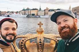 The only gay sauna in stockholm