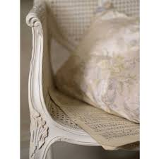 Provencal Bedroom Furniture Provencal Rattan White Chair Bedroom Chair