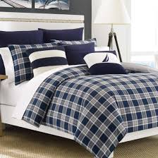 traditional nautica eddington comforter set filled with 100 percent polyester handsome navy and cool grey bedding cool bedding with with a classic look