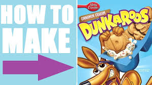how to make dunkaroos dip