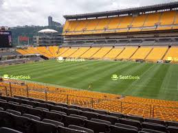 Heinz Field Virtual Seating Chart Your Ticket To Sports Concerts More Seatgeek