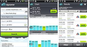 Airline Fare Comparison Chart The Best Apps To Find Cheap Flights On Your Phone Updated