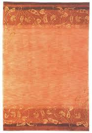 chinese rug art nouveau contemporary