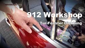 912 Register Germany Workshop Tür Fenster Dichtung Door Window