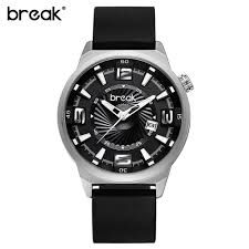 online buy whole futuristic watch from futuristic watch break futuristic mens watch top brand luxury rubber strap waterproof military quartz sports watches men wristwatch