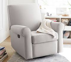 pottery barn recliner. Plain Pottery Charleston Swivel Glider U0026 Recliner With Pottery Barn S