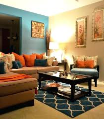 teal living room orange decor for living room teal decor brown and orange living room teal teal living room