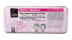 Owens Corning Attic Cat Insulation Coverage Chart Propink Fiberglas Blown Insulation