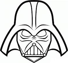 Small Picture Free darth vader coloring pages for kids ColoringStar