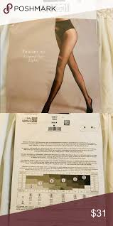 Black Wolford Control Top Tights Size Medium Black Wolford