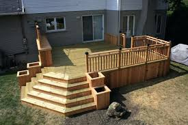 deck ideas. Deck Designs Ideas Stunning Wood Patio Decks Home  Design Pictures Remodel And Decor Cedar Railing Deck Ideas
