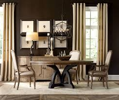 Kitchen Table Redo Dark Table Light Chairs Dining Rooms Dining Dark