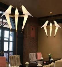drop lighting fixtures. Image Is Loading Bird-LED-Chandelier-Drop-Lights-Lighting-Fixtures-Interior- Drop Lighting Fixtures