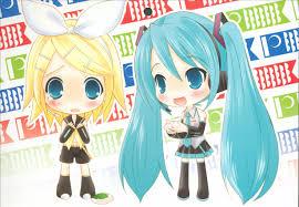 Anime Chibi Vocaloid Wallpapers HD | Ảnh hoạt hình chibi, Anime, Hình ảnh