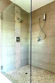 glass accent tile glass tile shower floor showers accent tile in shower glass tile accent strip