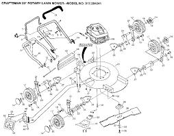 craftsman lawn mower parts model 917 384241 sears craftsman model 917 riding mower craftsman model 917