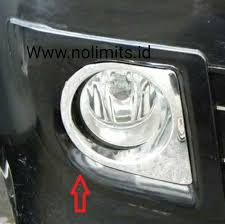 Cover Ring Foglamp Avanza New Xenia New No Limits