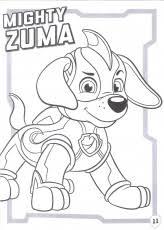 Kinder sind sehr angetan von cartoons aus dieser serie und sie werden unsere malbücher auf jeden fall mögen. 10 Free Paw Patrol Mighty Pups Coloring Pages Printable Scribblefun Coloring Home