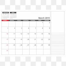 Calendar Template Png 2018 Calendar Template Png Images Vectors And Psd Files Free