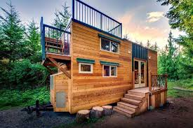 Small Picture Yoga teachers hand built tiny house is a warm woodland haven