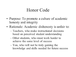 overview of the ib program and honor code extended essay  12 honor code