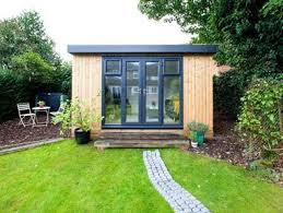 timber garden office. Garden Rooms Timber Office A