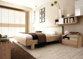 Modern Japanese Interior Design Bedroom Inspiring Warm Bedroom