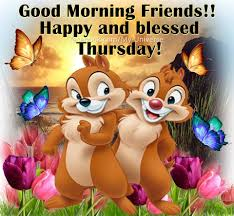 Good Morning Friends Happy And Blessed Thursday Pictures Photos
