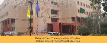 National Power Training Institute Offers Post Diploma Course In
