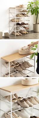 Swedish Design Shoes The Scandinavian Shoe Rack Minimalist Shoe Storage