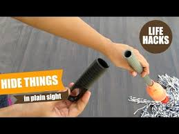Hide Things Life Hacks - Hide Things in Plain Sight, Hide Money at home, A  Super Secret Safe