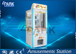Vending Machine Product Pushers Best Small Crane Game Machine Coin Pusher Claw Toy Vending Machine