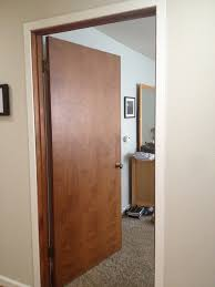 interior doors paint white or replace