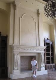 Luxury Limestone Fireplace Mantel In New York And CTLimestone Fireplace Mantels
