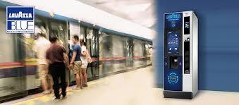 Lavazza Coffee Vending Machine Mesmerizing Lavazza Blue Machine Coffee Vending Machine Lavazza