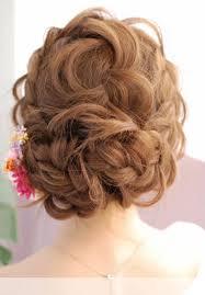 浴衣 髪型 編み込み やり方 美しい髪