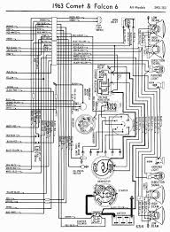 wiring diagrams of 1963 ford comet and falcon 6 part 2 circuit 1963 Ford Wiring Diagram wirings of 1963 ford comet and falcon 6 part 2 wiring diagrams 1953 ford wiring diagram