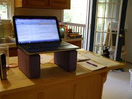 Make Your Own Computer Desk Make Your Own Standing Desk To Create High Comfort Working Nuance