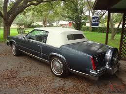 Cadillac El Dorado Biarritz Convertible, 120,000 miles