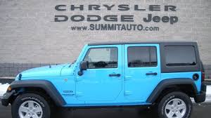 7j150 2018 jeep wrangler unlimited 4x4 chief blue clearcoat color led light summitauto