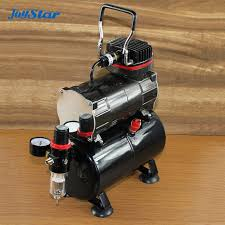 abest mini air compressor with air tank with water filter portable airbrush compressor for painting