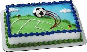 Cakes – Sports – Hot Breads