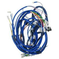 amazon com c9nn14a103c ford tractor parts wiring harness, front ford 8n wiring diagram 12 volt at Universal Wiring Harness Ford Garden Tractor