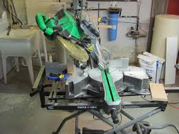 hitachi chop saw. hitachi c12rsh double bevel sliding miter saw chop