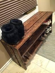 diy shoe rack bench best shoe racks ideas on wood shoe rack shoe homemade shoe racks diy shoe rack bench